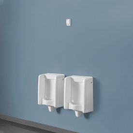 Healey & Lord 2 Station Florida Urinal Kit - Back Inlet with Concealed Cistern
